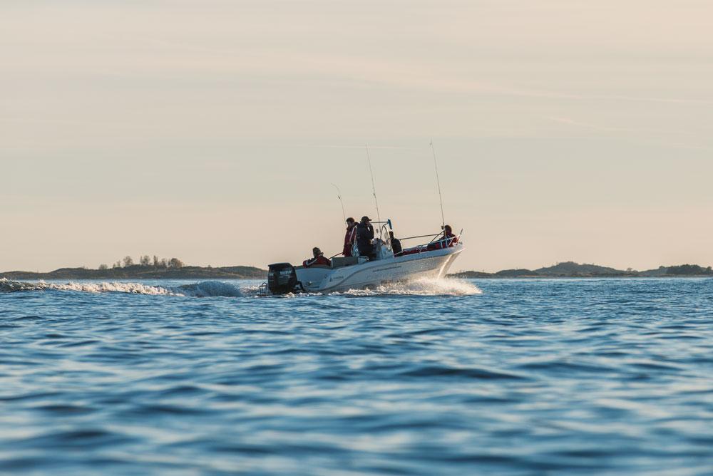 Sandhamn Fiske